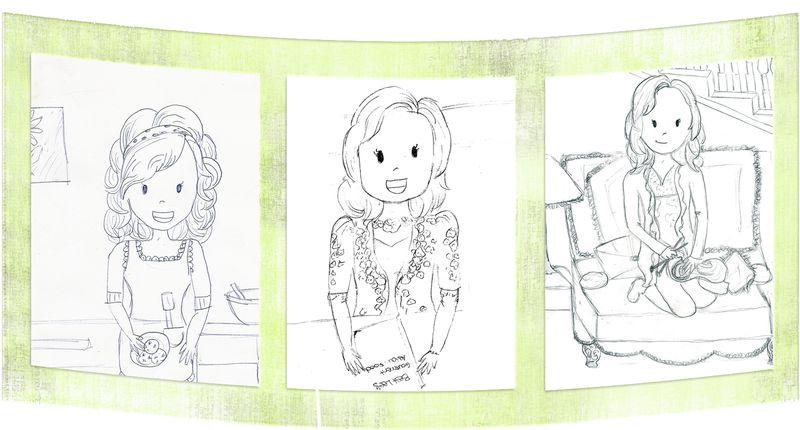 Reiley's Sketches